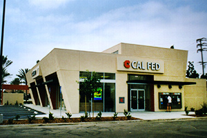 Cal Fed/Citi Bank, Anaheim